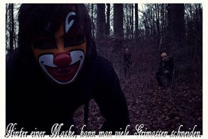 Mask by cleverless