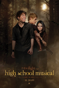 New Moon - High School Musical by Friish