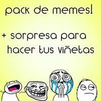 MEGA PACK DE memes by TeamResources