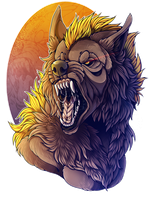 [AT:] .: Superbeast :. by SillyTheWolf