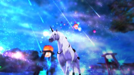 Star Stable Online - Magic in the air by Amisuri
