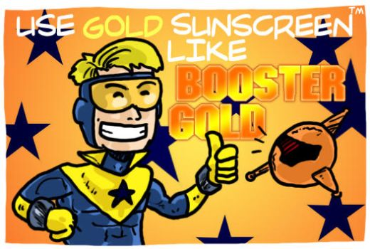 Booster Gold by theEyZmaster