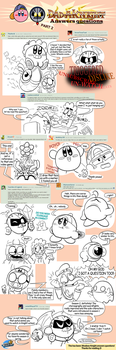 Dad-A-Knight Answers Questions (Part 2) by MarkProductions