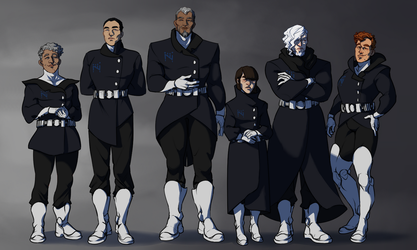 Prime Consortium Executives by Itaudia