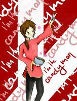 APH: Candyman China by Saralley