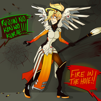 MERCY, PLEASE by makeupaname