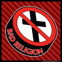 Bad Religion Logo - Preview by punksafetypin