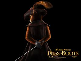 Puss In Boots Desktop1920x1440 by OfficialPussInBoots
