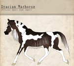 Dracian Warhorse Import| 96: AUCTION by Silver-Raven-Estate