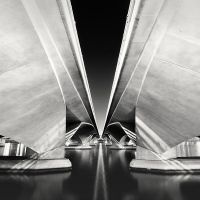 Singapore - Symmetry of Light by xMEGALOPOLISx