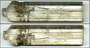 Selenite crystal stock by Talec