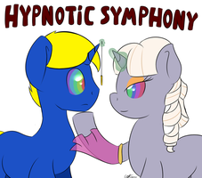 Hypnotic Symphony - Fanfic Art by extreme-sonic