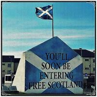 Free Scotland by Quadraro