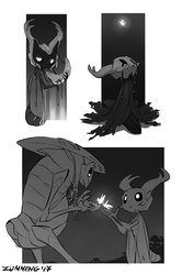 Hollow Knight Sketches #1 by Zummeng