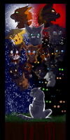 Warrior Cats- Omen of the Stars by WarriorCat3042