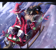 MERRY CHRISTMAS by KasuSei