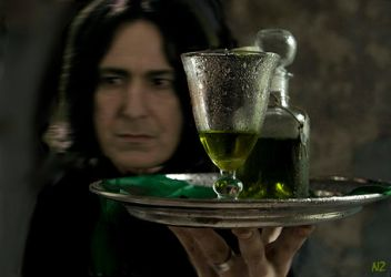 The potion is ready by vincha