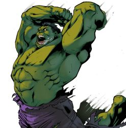 Hulk smash by logicfun