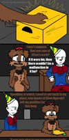 Forgotten Judgement (FNAF Comic) Pt.8 by Blustreakgirl