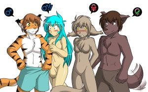 Gender Bender 2 by Twokinds