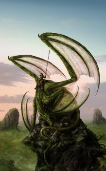Draconfly by Efberg