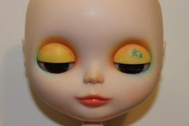 Old Blythe face-up by Charlieishnesss