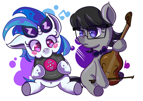 Is this how I music? by Vivifx
