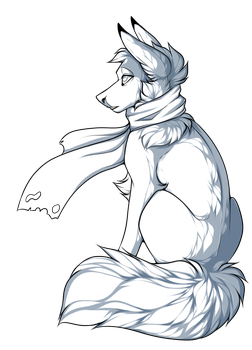 Holiday Advent Premade Pose {Collab} by AethonGryphon
