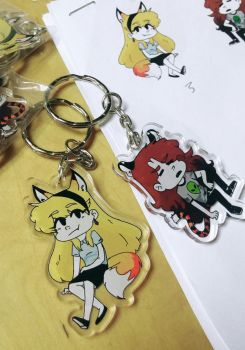 Keychains by AnyThe
