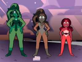 Gemsona Adopts Batch 2 (CLOSED) by STAG-KING