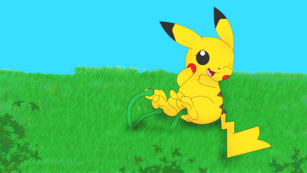 Poll Voted: Yes for Pikachu Tickled by JAVA-MOCHA