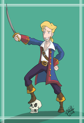Guybrush Threepwood by Mickyta