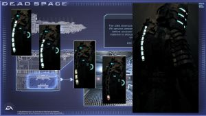 rainmeter dead space RIG battery meter by louiezzz