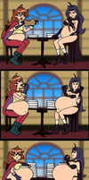 Slayers Snack Off commission by PariahExileWrath