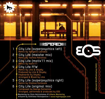 EOS - City Life Remixes - Back by narcoloth