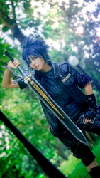 Noctis Lucis Caelum by Dropchocolate