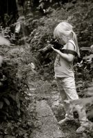My Youngest Student by webworm