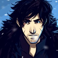 Jon Snow by ex-m