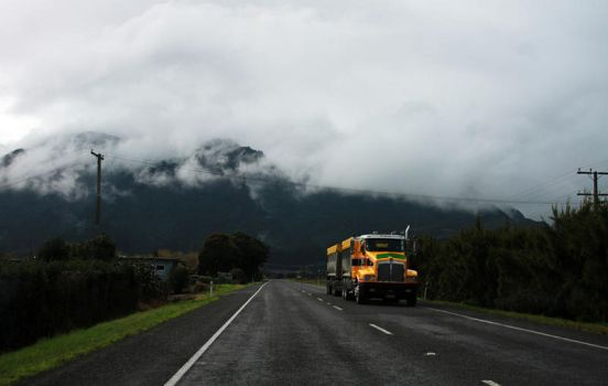 New Zealand Highway 2012.. by sayra