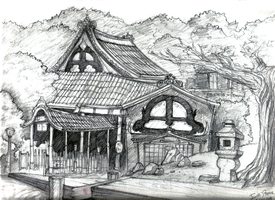 Illustration of Japan Ext. by JRTribe