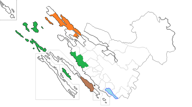 Maps favourites by r r eco on deviantart 1blomma 226 54 blank map of the zara county croatia by frankcesco gumiabroncs Images