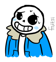 Sans -Request- by Fruitsi
