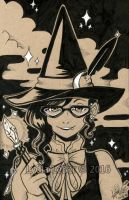 Petra the Witch by Lilly-Lamb