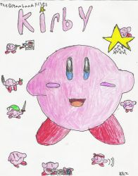 The dreamland files: Kirby by Kirbykid