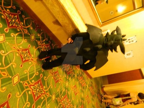 toothless back detail by luigiswayze