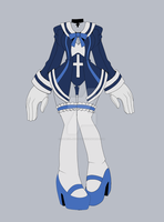 ::ADOPTABLE::outfit [OPEN] by Gabriel-adopts