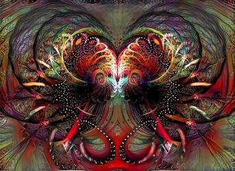 Do butterflies feel humans in their stomach  ... by eReSaW