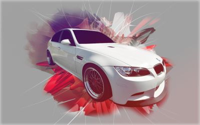 Bmw Wallpaper 1440x900 by onyxcomix