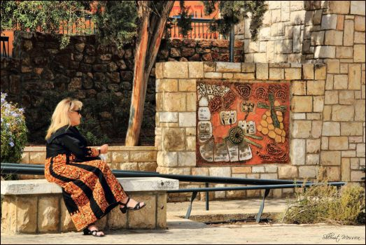 In the streets of Jerusalem  6 by ShlomitMessica
