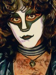 Eric Carr 1981 by petnick